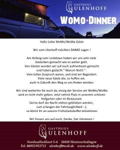 WOMO Dinner3 Danke